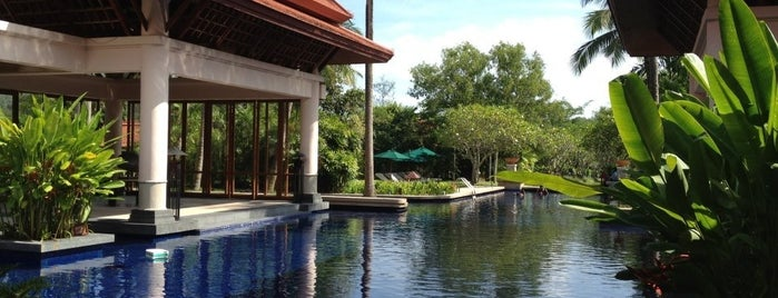 Banyan Tree Phuket Resort is one of Phuket.