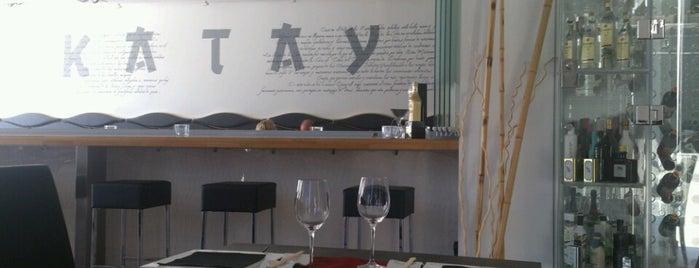 katay is one of Lista casi completa Pesadilla en la Cocina.
