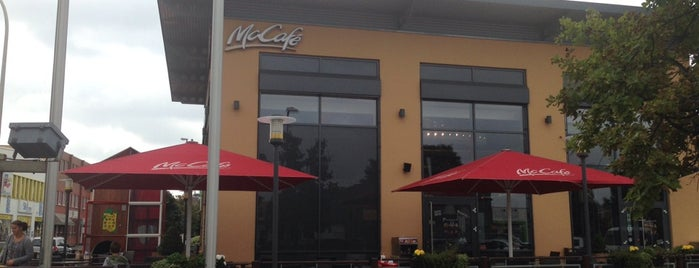 McDonald's is one of Lugares guardados de N..
