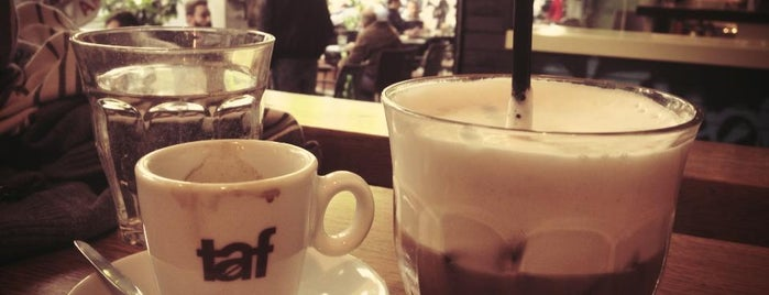 Taf Coffee is one of To Visit.
