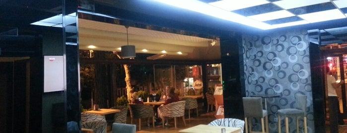 Kask cafe is one of Maltepe.