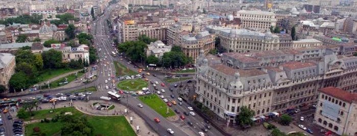 Piața Universității is one of Best places in Bucharest.