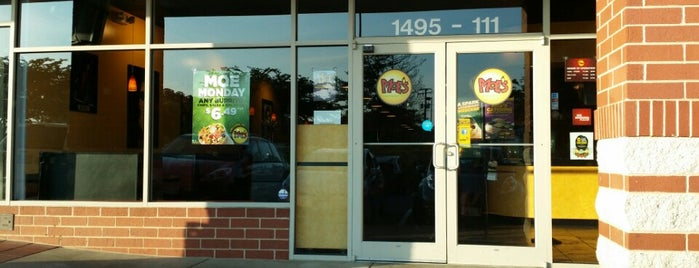 Moe's Southwest Grill is one of Lugares favoritos de DaByrdman33.