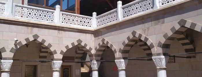 Somuncu Baba Minyatür Müzesi is one of Adana Yolu.