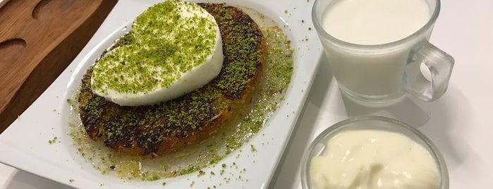 Doğan Kaymaklı Kadayıf is one of Tatlı ve Börek.