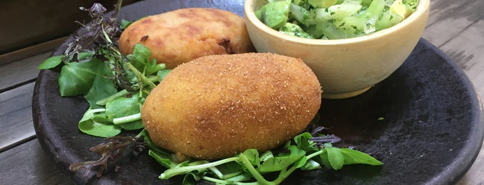 Silabario is one of Food & Fun - Santiago de Chile.