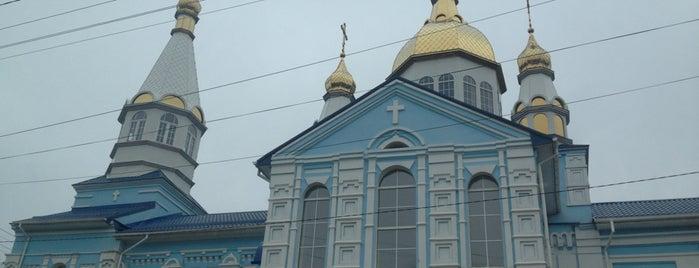 Петропавлівська Борщагівка is one of Анюта 님이 좋아한 장소.