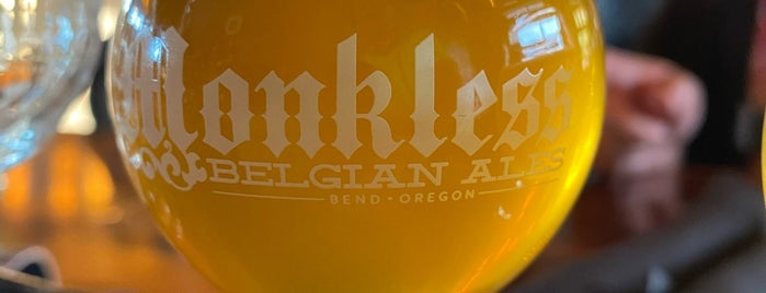 Monkless Belgian Ales is one of Northwestern Breweries.