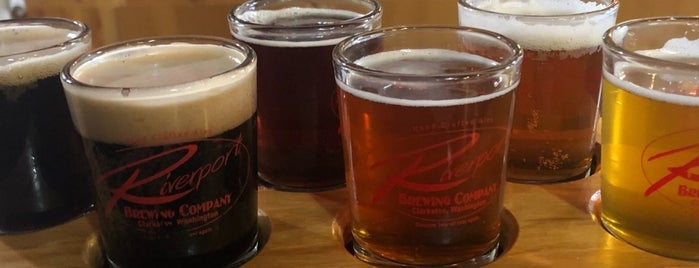 Riverport Brewing Co. is one of Great Places for Great Beer.