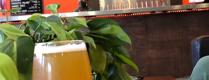 Matchless Brewing is one of Puget Sound Breweries South.
