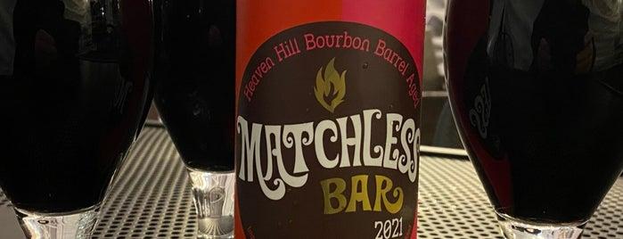Matchless Brewing is one of Orte, die Felicity gefallen.