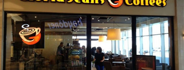 Gloria Jean's Coffees is one of Locais curtidos por Mehmet Şahin.