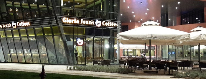 Gloria Jean's Coffees is one of Locais salvos de Bengü.