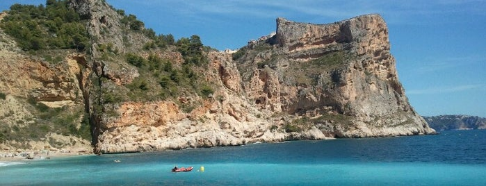 Cala Moraig is one of Turismo.
