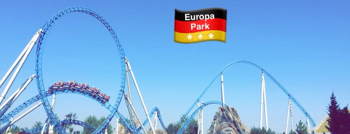 Europa-Park is one of Lyon.