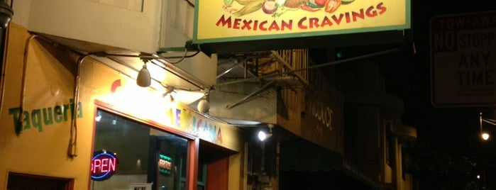 Casa Mexicana is one of San Francisco.
