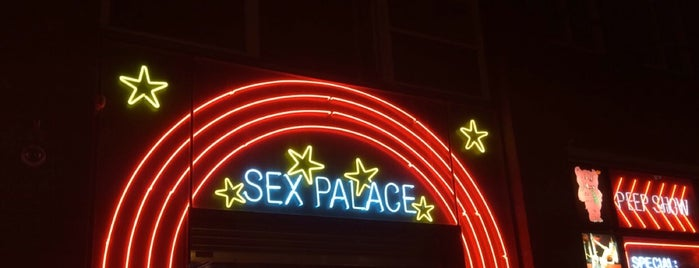 Sex Palace Peep Show is one of strip clubs 3 XXX.