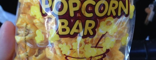 The Popcorn Bar is one of Gespeicherte Orte von Andres.