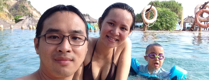 Novotel Resort Lombok is one of Tempat yang Disukai Jose.