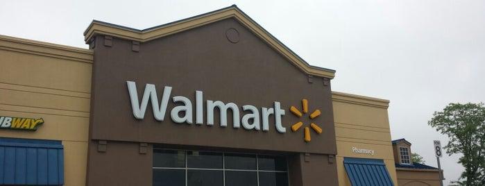 Walmart is one of Gespeicherte Orte von Felix.