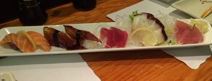 Sushi Koshi is one of Tempat yang Disimpan Lizzie.