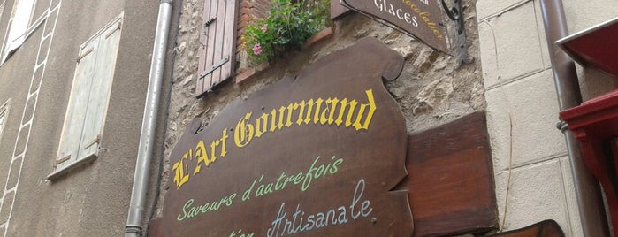 L'art Gourmand is one of Damienさんのお気に入りスポット.