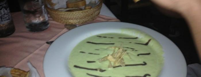 Casa Morelos Mexican Seafood is one of Ixtapa.