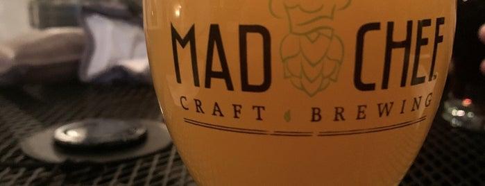 Mad Chef Craft Brewery is one of Jeremy: сохраненные места.