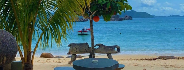 Fish Trap Restaurant is one of Seychelles.