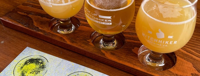 Hitchhiker Brew Plant is one of My Brewery List.