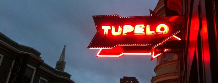 Tupelo is one of SF & the bay area.
