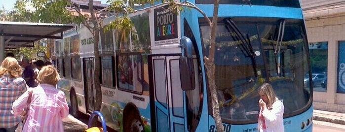 Linha Turismo is one of LUGARES PARA VISITAR EM POA.