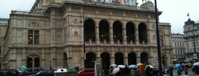 Wiener Staatsoper is one of Best of World Edition part 2.