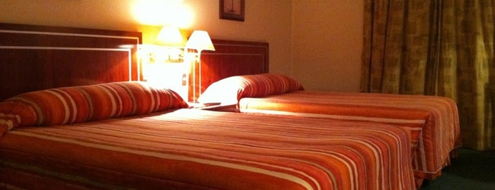 Hotel Diego de Almagro is one of Rodrigoさんのお気に入りスポット.