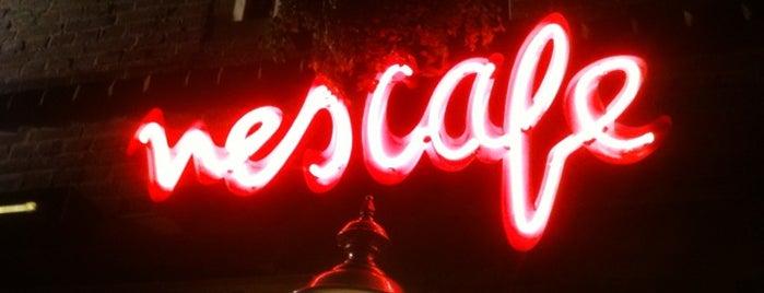Nes Café is one of Café Top-100 2015.