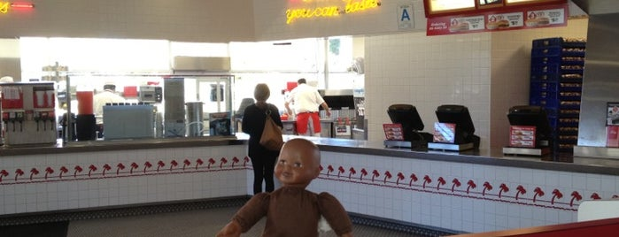 In-N-Out Burger is one of Los Angeles by an LA Local.