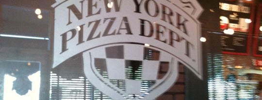 NYPD Pizza is one of Orte, die Danyel gefallen.