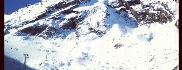 Rettenbachferner is one of Best Ski Areas.