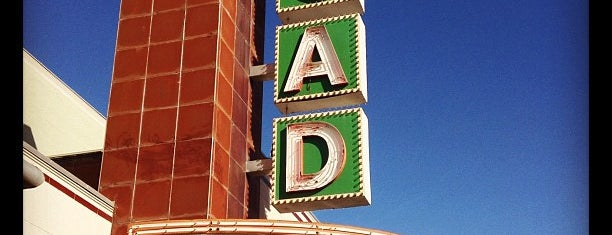 Trustees Theater is one of SCAD Buildings.