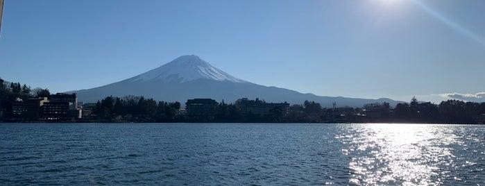 富士河口湖町 is one of SVさんのお気に入りスポット.