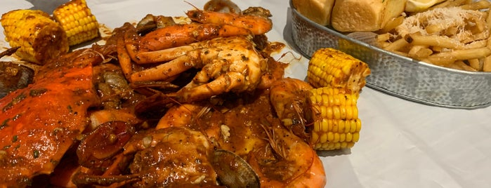Dancing Crab | Louisiana Seafood is one of Kelly: сохраненные места.