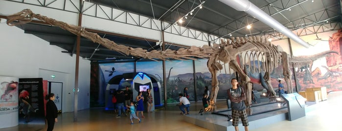 Dinosaur Planet is one of Tempat yang Disukai Tee.