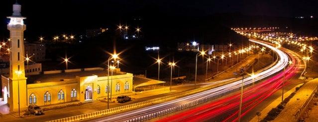 Al Hada is one of Gespeicherte Orte von Queen.