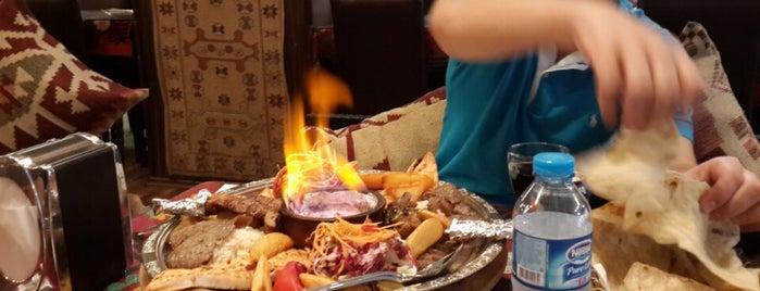 Dejavu Restaurant is one of Amazing Istanbul.
