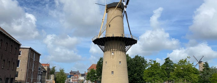 Molen De Kameel is one of V&A Honeymoon.