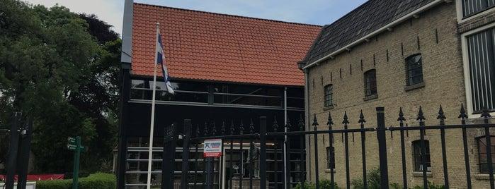 Museum Joure is one of Friesland & Overijssel.