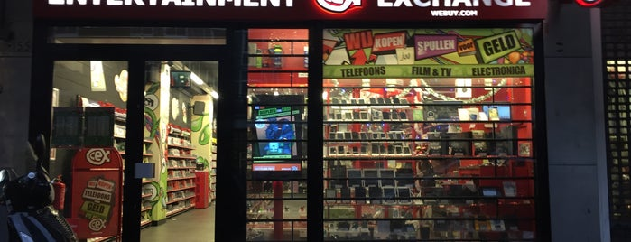 CeX is one of Amsterdam.