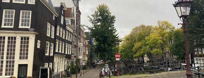 De Zeven Bruggen - Seven Bridges is one of Amsterdam.