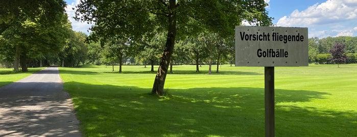 Golfclub Wasserburg Anholt e.V. is one of <3.