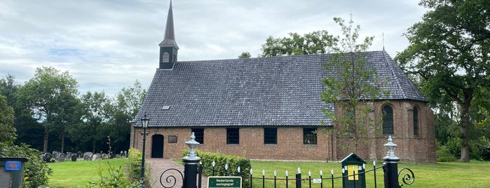 Nederlands Hervormde Kerk Paasloo is one of Giethoorn.